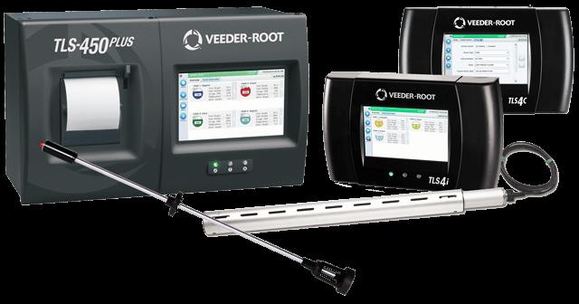 Veeder Root B Amp K Equipment
